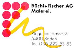 Büchi + Fischer AG Bringt bei uns Farbe ins Spiel